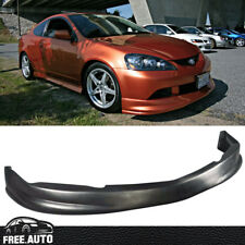 Fit for 05-06 Acura RSX Coupe Front Bumper Lip PU Material DC5 P1