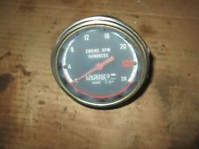 Oliver Tractor 17501850175518551950t19552150 Good Working Tachometer