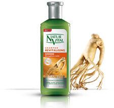 Natur vitale sensibili GINSENG SHAMPOO revitalizes rafforza capelli normali 300ml