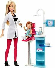NEW Barbie Careers Dentist Playset Mattel Themed Accessories with Dental Tools