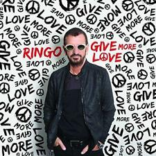 Ringo Starr - Give More Love (NEW CD)