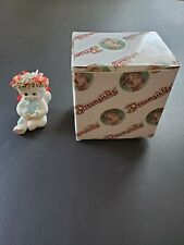 """Dreamsicles collectables """"Catch s Snowflake"""" figurine 20292"""