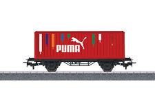 Märklin H0 44811 Containerwagen Puma