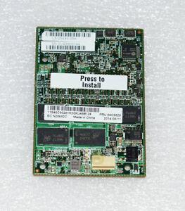 46C9029 IBM ServeRAID M5100 90Y4449 SAS/SATA Adapter 1GB FLASH / RAIDS Upgrade
