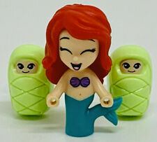 BABY ARIEL LEGO Minifigure Little Mermaid Set Lot Ariel Toddler Disney Princess