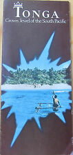 brochure TONGA