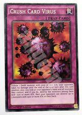 DPBC-EN020 x1 CRUSH CARD VIRUS (VIRUS DISTRUGGI-CARTE) Limited Rare Yugioh