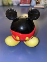 Disney Mickey Mouse Salt and Pepper Shakers Magnetic Disney Parks
