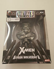 X-Men Wolverine - Logan - Metal Figur - Lootcrate Exclusiv - USA - Rar - Neu-OVP