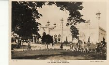 Postcard - The Indian Pavilion, British Empire Exhibition (RP)