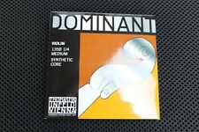 Thomastik Dominant 135B Violin String  Set 1/4  E Ball End New in Box!