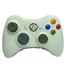 Xbox 360 Controller Wireless Microsoft White Original OEM Authentic Tested