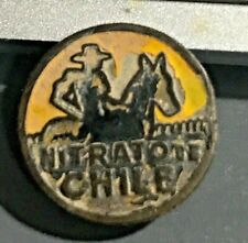 Cincin19,Muy Bonita Insignia NITRATO DE CHILE ,16mm