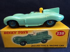 Dinky 1950's Rare Jaguar D-Type No: 238 N/MINT Ex Shop Stock