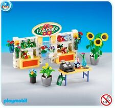Playmobil 7496 Flower Shop Interior mint in BAG NEW for collectors mini toy 178