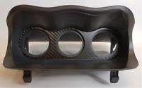 ATI Triple Gauge Dash EZ Pod for Subaru Impreza 2001-07 52mm/60mm Carbon Fibre