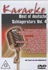 KARAOKE DVD: HOWARD CARPENDALE = BEST OF DEUTSCHE SCHLAGERSTARS Vol.4 * NEU/OVP
