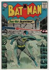 Batman #166 Silver Age 1964 DC create-a-lot & save