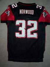 REEBOK Atlanta Falcons JERIOUS NORWOOD nfl THROWBACK Jersey YOUTH KIDS BOYS m