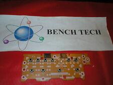 Denon RJB2475AA Function  Button Assy Board