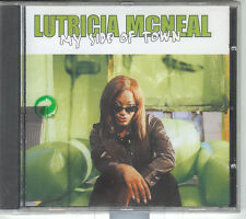LUTRICIA MC NEAL - MY SIDE OF TOWN  - CD ( NUOVO SIGILLATO )