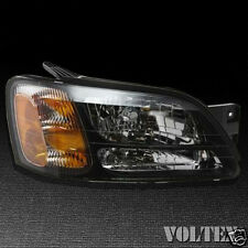 2002-2006 Subaru Baja Outback Legacy Headlight Lamp Clear lens Halogen Right