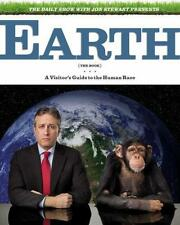 EARTH (the book) : A visitors guide to the human race