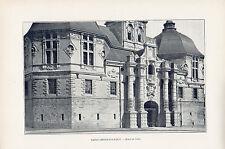 59 SAINT AMAND LES EAUX HOTEL DE VILLE IMAGE 1900