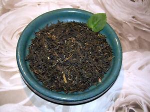 Tea Cinnamon Strawberry Green Tea Loose Leaf  Asian Blend All Natural Flavors