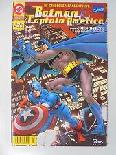 1x Comic -DC Crossover-Batman Captain America - Nr. 23 - Z. 1