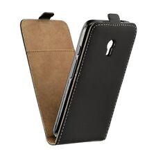"""Tasche für Alcatel Pixi 4 (5) Ledertasche Fliptasche Flipcase Case Flip 5"""" Zoll"""