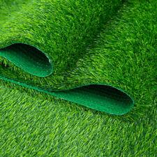 3.3x33FT Artificial Grass Carpet Fake Synthetic Garden Landscape Lawn Mat Turf