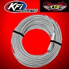 KFI UTV-CBL-4K 4000-5000lb (Standard) Replacement Cable for U4500 winch