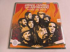 CORNELL CAMPBELL Nothing Can Stop Us 2XLP/CD New! Sealed! Strut 2013