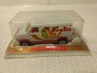 Vintage Majorette #234 Fourgon Commercial Fruits Van 1:65 Scale Diecast dc2317