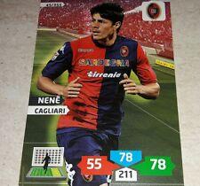 CARD ADRENALYN 2013/14 CALCIATORI PANINI CAGLIARI NENE CALCIO FOOTBALL
