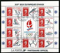 Lot EUROPA - 4 Blocks - 1982