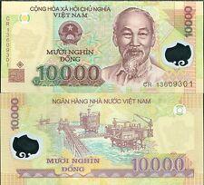 VIETNAM 10,000 10000 DONG 2013 POLYMER P 119 NEW UNC