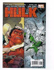 Red Hulk # 8 Regular Cover NM 1st Printing