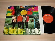 THE BEATLES LP - THE WORLD'S BEST / GERMAN S*R 77235 PRESS in MINT