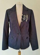 Cotton Blend Formal NEXT Blazer Coats & Jackets for Women