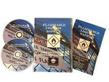OSHA Flammable Liquids Safety Training DVD - Death Care (2018)