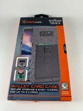 Blackweb Samsung Galaxy Note 8 WALLET CARD CASE