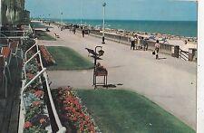 BF20726 cabourg calvados la promenade et la plage  france   front/back image