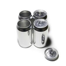 12 oz Beer Cans and Ends (246 Cans) For All American or Oktober Can Seamers NEW