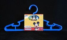 Child Hangers Disney MICKEY MOUSE Blue Clothes 4 Pack