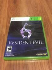 Resident Evil 6 (Microsoft Xbox 360, 2012) Missing Manual!