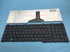 For Toshiba Satellite L750D L755 L755D L770 L770D L775 L775D UK Keyboard Black