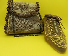 Popular Imports 1999 Putting on the Ritz FS112 & FS209  Brown Shoe & Purse