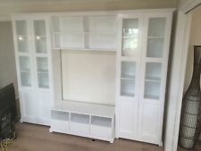 """Liatorp"" Classic Integrated Wall Unit Bookshelf Living Room Furniture"